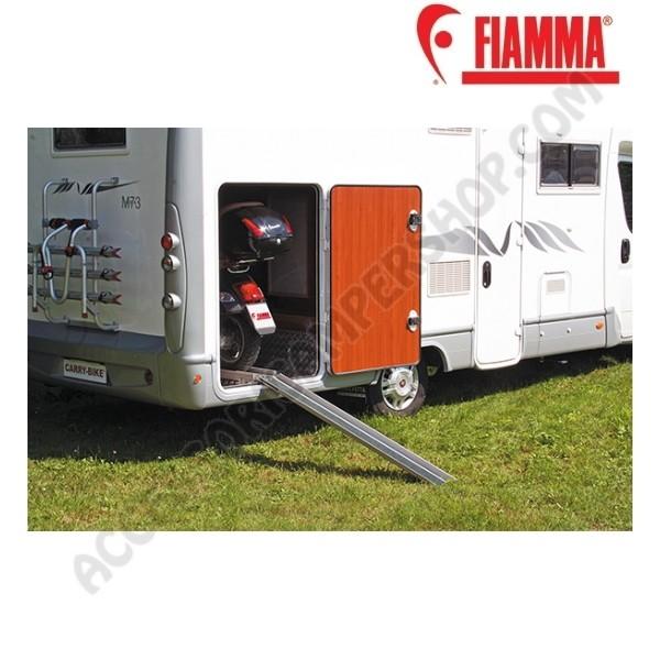 Portamoto carry moto pro fiamma per il garage del camper e for Planimetrie del garage rv