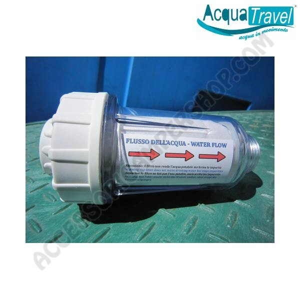 Filtro a sedimenti compact acquatravel per serbatoio acqua - Porta acqua per termosifoni ...