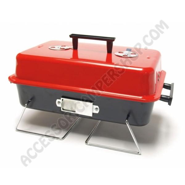 barbecue portatile a valigetta bbq george. Black Bedroom Furniture Sets. Home Design Ideas