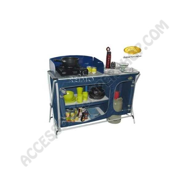 922433 MOBILE DISPENSA CUCINA XL ULTRA RAPIDO BLU CON LAVELLO ...