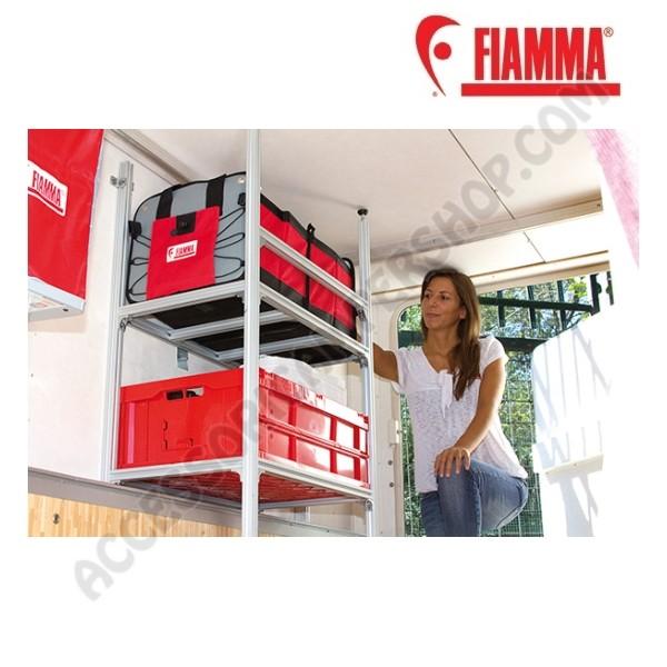 Sistema garage system fiamma per camper e motorhome for Planimetrie del garage rv