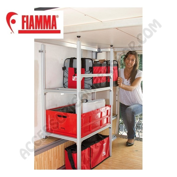 Sistema garage system fiamma per camper e motorhome for Grandi pavimenti del garage