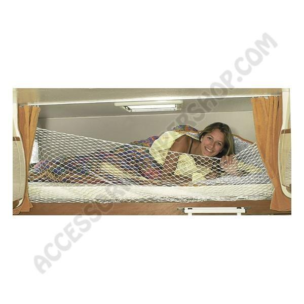 Rete di protezione per letti mansarda camper caravan - Protezione letto bambini ...