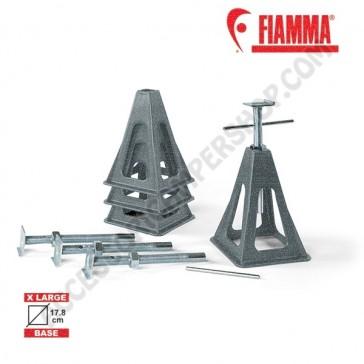 MARTINETTO IN PLASTICA (4 pezzi)  PLASTIC JACKS FIAMMA