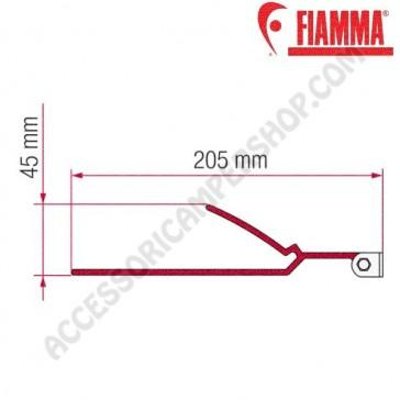 ADAPTER B OPTIONAL PER TENDALINI FIAMMA F45 + F70 ADATTATORE STAFFA PER CAMPER E CARAVAN