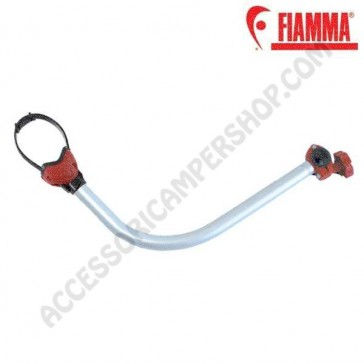 BIKE-BLOCK PRO 4 - RED ACCESSORIO RICAMBIO PORTABICI CARRY BIKE ORIGINALE FIAMMA CAMPER MOTORHOME CARAVAN