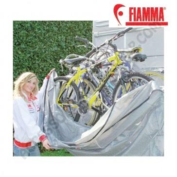 COVER PREMIUM S FIAMMA COPRI BICI CHIUSURA TOTALE BICI PER CAMPER E MOTORHOME