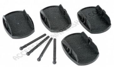 KIT BASI ANTISPROFONDAMENTO ( 4 pezzi) PLATES PRO  FIAMMA
