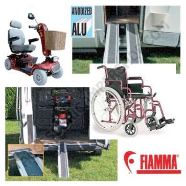 CARRY- RAMP FIAMMA RAMPE PER CAMPER CARAVAN E MOTORHOME