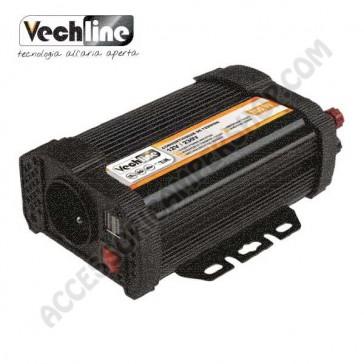 INVERTER VECHLINE 300 W 12V CON 2 PRESE USB