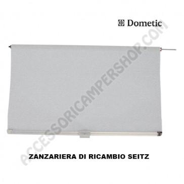 ZANZARIERA DI RICAMBIO SEITZ PER FINESTRA S3, S4 PER CAMPER E CARAVAN