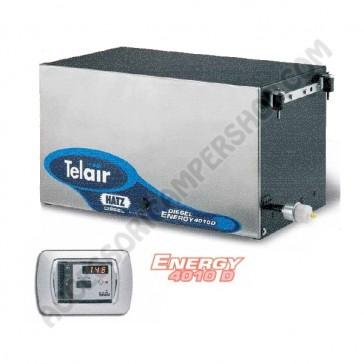 GENERATORE TELAIR ENERGY 4010D HATZ DIESEL - 3.4 KW - CON PANNELLO DI COMANDO MANUALE