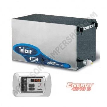 GENERATORE TELAIR ENERGY 4010D HATZ DIESEL - 3.4 KW - CON PANNELLO DI COMANDO AUTOMATICO ASP PER CAMPER