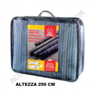 STUOIA STANDARD H 250 CM GRAMMATURA 300 GR/MQ. SCEGLI COLORE E LARGHEZZA