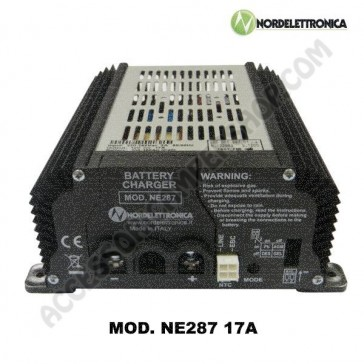 CARICABATTERIE NORDELETTRONICA NE287 17 A