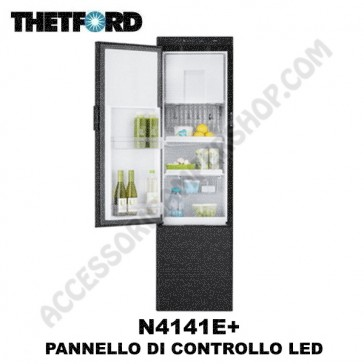 FRIGORIFERO TRIVALENTE THETFORD N4141E+ A LED - 141 LT.  PER CAMPER CARAVAN BARCA