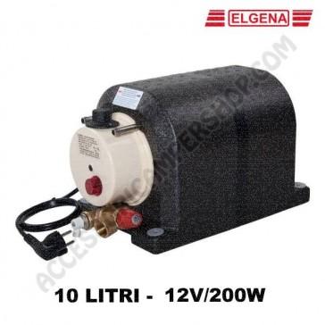 BOILER ELETTRICO NAUTIC COMPACT 10 L  12 V /200 W ELGENA