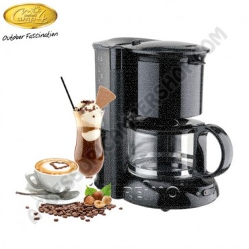MACCHINA DA CAFFE' 12 V 12V/150W 600 ML PER CAMPER  MOTORHOME VAN ROULOTTE BARCA