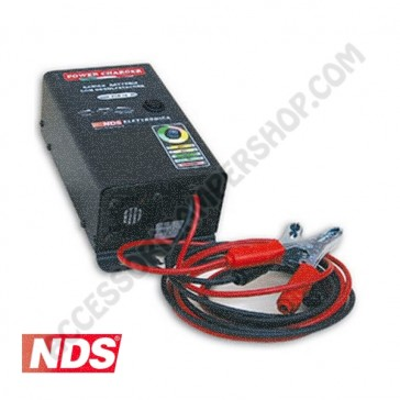 CARICABATTERIA CON DESOLFATORE NDS POWER CHARGER BATTERY PCB 12-20
