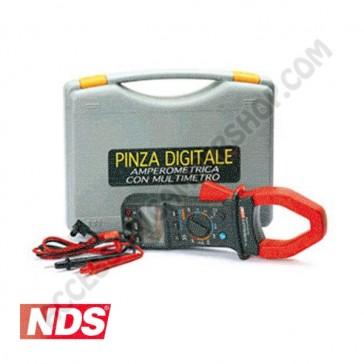 PINZA AMPEROMETRICA DIGITALE NDS MTA100