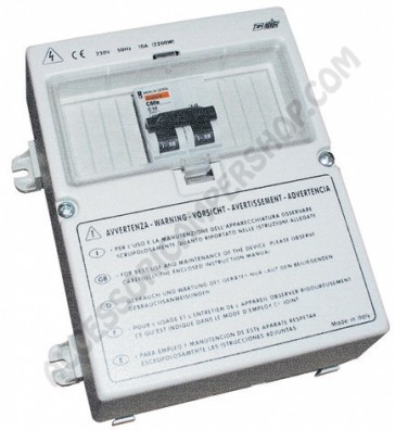 INTERRUTTORE DIFFERENZIALE  230V