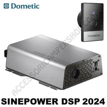 INVERTER AD SINUSOIDALE PURA 2000 W 24V - 230 V DOMETIC SINEPOWER DSP 2024 PER CAMPER CARAVAN BARCA