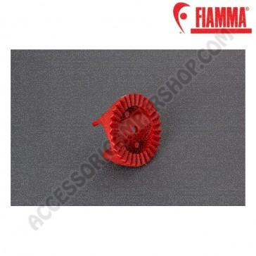 98656-071 KIT ROSETTA DENTATA RED RICAMBIO ORIGINALE FIAMMA