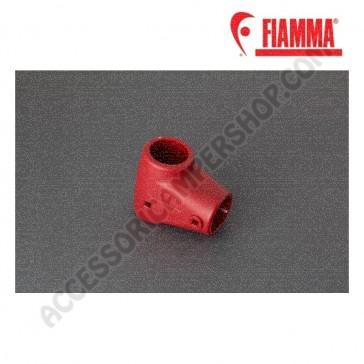 98656-283 KIT RACCORDO A T SX RED CARRY-BIKE PRO RICAMBIO ORIGINALE FIAMMA