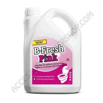 ADDITIVO B-FRESH PINK 2 LITRI