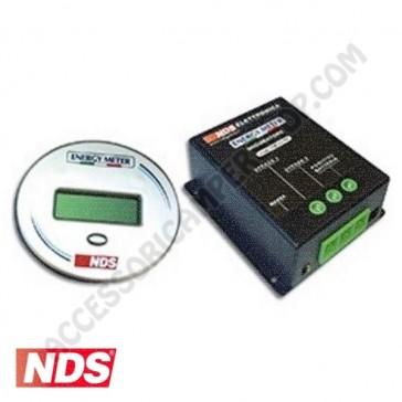 MISURATORE DI CORRENTE E TENSIONE ENERGY METER EM12-100 NDS