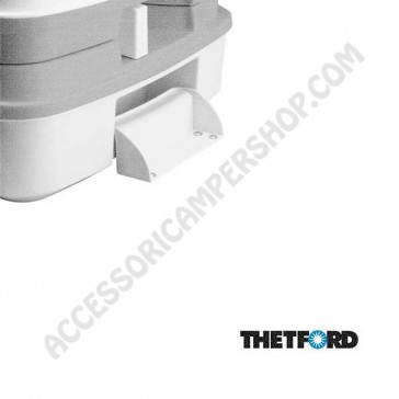 KIT DI FISSAGGIO AL SUOLO (HOLD DOWN KIT) TOILETTE WC PORTATILE THETFORD PORTA POTTI QUBE 365