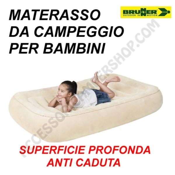 Materassino Da Campeggio Per Bambini.Flair Kids Brunner Materassino Per Bambini In Camper Caravan