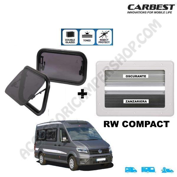 accessori camper//caravan Finestra RW Compact Carbest foro 700x300