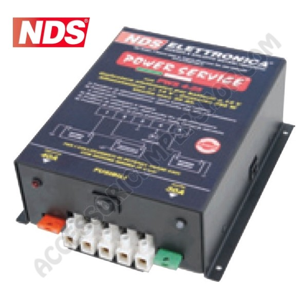 Schema Elettrico Nds Power Service : Power service basic nds caricabatterie elettronico