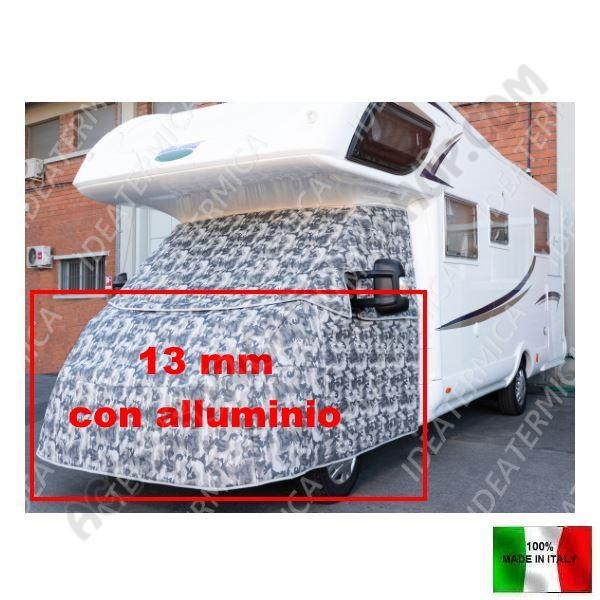 Copertura termica esterna per cofano cabina camper polar extreme spessore 13 mm - Copertura termica per minipiscina ...
