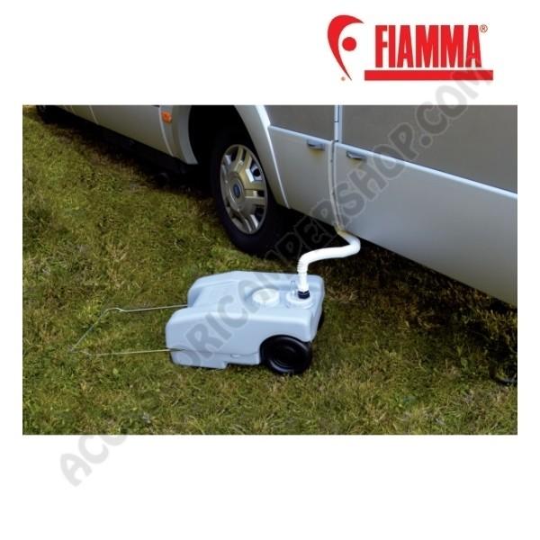 Kit tank flex fiamma per il raccordo con serbatoi di for Serbatoio di acqua di rame in vendita