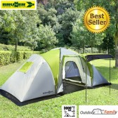 TENDA A IGLOO ECHO OUTDOOR 4 BRUNNER 4 POSTI DA CAMPEGGIO