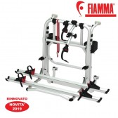 PORTA-BICI FIAMMA CARRY-BIKE LIFT 77 E-BIKE PER CAMPER
