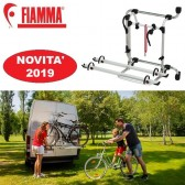 PORTA-BICI FIAMMA CARRY-BIKE VW CRAFTER  > 2016 BLACK FURGONATO