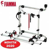 PORTA-BICI FIAMMA PER FURGONATO CARRY-BIKE FRAME CRAFTER >2018 E-BIKE