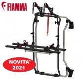 PORTA-BICI FIAMMA CARRY-BIKE DUCATO FRAME >2006 E-BIKE DEEP BLACK PER FURGONATI