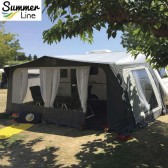 VERANDA SUMMERLINE JAVA 240 PER CARAVAN