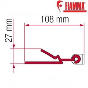ADAPTER C OPTIONAL PER TENDALINI FIAMMA F45 + F70 ADATTATORE STAFFA PER CAMPER E CARAVAN