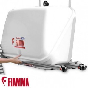 BAGAGLIERA FIAMMA POSTERIORE PER CARRY-BIKE ULTRA BOX 320 PER CAMPER