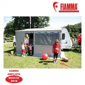 VERANDA FIAMMA PRIVACY ROOM CS LIGHT PER CARAVAN E MINIVAN