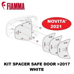 KIT SPACER SAFE DOOR >2017 WHITE FIAMMA DISTANZIALE COLORE BIANCO PER CAMPER E CARAVAN