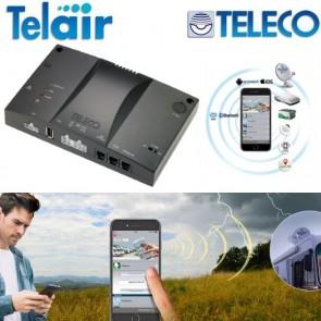CENTRALINA HUB BOX TELECO TELAIR PER ACCESSORI TELAIR TELECO PER CAMPER MOTORHOME CARAVAN ROULOTTE