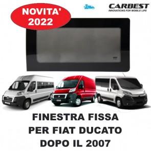 FINESTRA FISSA IN VETRO CARBEST PER FIAT DUCATO DAL 2007