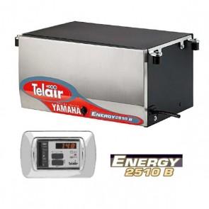GENERATORE TELAIR ENERGY 2510B YAMAHA BENZINA - 2.5 KW - CON PANNELLO DI COMANDO AUTOMATICO ASP