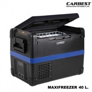 FRIGO-FREEZER PORTATILE CARBEST MAXIFREZZER 40L A COMPRESSORE